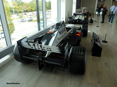 F1 Evolution 1999-2009 (BenGPhotos) Tags: 2017 mercedesbenz world brooklands race racing f1 formula1 formulaone car cars 1999 mclaren mp414 mercedes benz fo110h 2009 force india team vjm02 fo108w