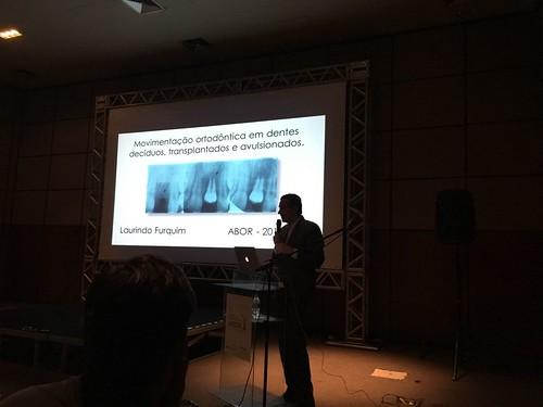 Laurindo Furquim se apresenta no congresso da ABOR