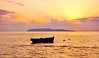 The Light Beyond the Clouds (Francesco Impellizzeri) Tags: trapani sicilia sunset panasonic clouds boat