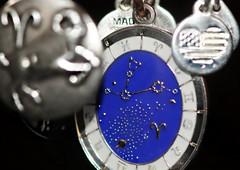 Macro Mondays...Zodiac (nushuz) Tags: bracelets zodiac macromondays aries april8 ariesconstellation blue allzodiacsigns ram dof alexanibangles firstsignofthezodiac