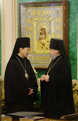 09. Заседание Священного Синода РПЦ от 6 октября 2017 г