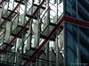 Sony Center (Sockenhummel) Tags: sonycenter spiegelbild spiegelung berlin potsdamerplatz haus reflection architecture fuji x20 fujifilm