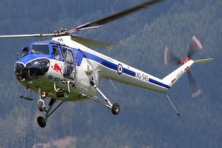 Bristol 171 Sycamore XG545/OE-XSY