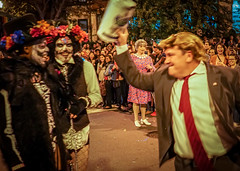 2017.10.24 Dupont Circle High Heel Race, Washington, DC USA 9936