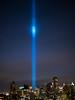 Tribute in Light (wesbran) Tags: nyc newyorkcity tributeinlight