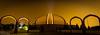 Pakistan Monument (▓▒░Farrukh░▒▓) Tags: pakistan islamabad monument gold golden pakistanmonument shakarparian shakar parian farrukh waheed farrukhwaheed