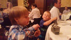 "Colton and Paul Play at the Rehearsal Dinner • <a style=""font-size:0.8em;"" href=""http://www.flickr.com/photos/109120354@N07/37244035964/"" target=""_blank"">View on Flickr</a>"