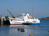 Scilly_116 Scillonian III (Roger Nix's Travel Collection) Tags: uk scilly scillies cornwall
