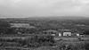 Baie-St-Paul - la campagne (bob august) Tags: 2017 2017©rpd'aoust août bw baiestpaul blackwhite boiséduquai campagne canada champs charlevoix culture d90 été ferme format16x9 landscape nature nikkor50mm nikon nikond90 noiretblanc plage promenade summer ville québec