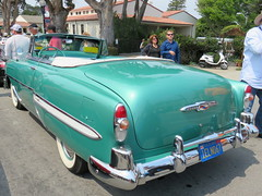 20160819 Californie Pacific Grove - Concours Auto Rally - Chevrolet Bel Air -(1953)-001 (anhndee) Tags: usa californie california pacificgrove voituresanciennes classiccars