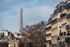 Views of the Eiffel Tower from the Panthéon. (fluttography) Tags: latinquarter france panthéon nikond750 nikon paris eiffeltower latoureiffel