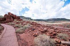 538-14-DS4_3727 (vgwells) Tags: sedona arizona grand canyon national park scottsdale montezuma castle jerome verde railroad sunset crater wupatki