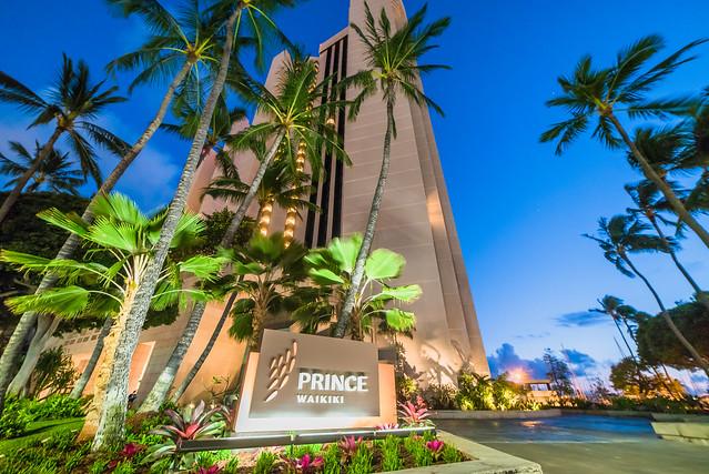 ハワイ プリンス ホテル ワイキキ