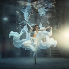 Bridgett (wesome) Tags: adamattoun underwaterportrait underwatermodel underwater underwaterphotography underwaterportraiture ikelite