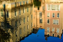 Morning Warm Reflection (NathalieSt) Tags: aude europe france languedocroussillon narbonne occitanie city nikon nikond750 nikonpassion nikonphotography rue street streetphotography ville languedocroussillonmidipyrén languedocroussillonmidipyrénées fr