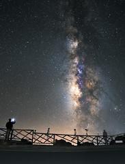 Fotografiando la VL en La Palma