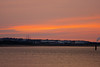 Refinery Sunset (David Blandford photography) Tags: sunset fawley calshot beach hampshire southamptonwater