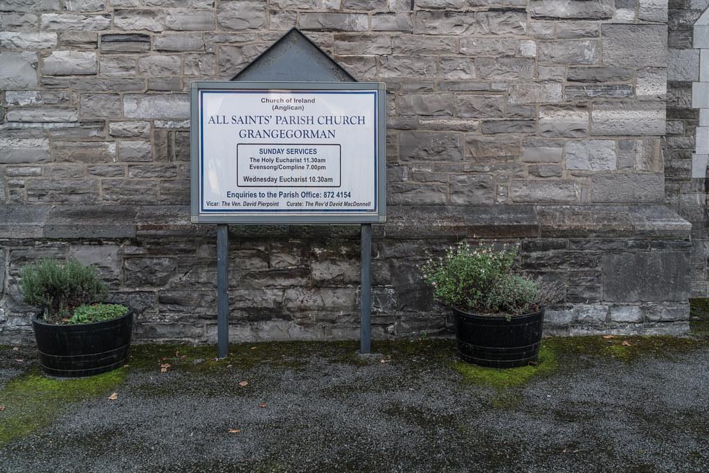 ALL SAINTS PARISH CHURCH GRANGEGORMAN [CHURCH OF IRELAND]-133219