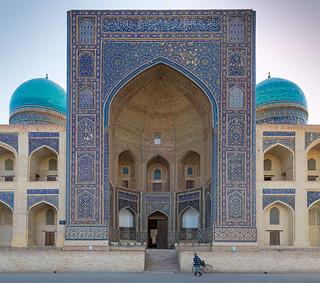 Bukhara madrassa