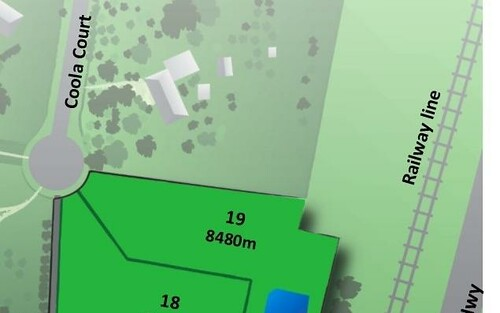 Lot 19, Coola Court, Table Top NSW