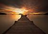 ~ Burning Sunrise @ Redang ~ (Tan Andy (Sorry if I did not reply)) Tags: malaysia terengganu kualaterengganu redang pulauredang holiday family sunrise burning cloud warm red vertorama stitch d7200
