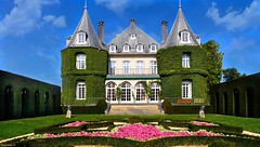 Château Solvay -La Hulpe (YᗩSᗰIᘉᗴ HᗴᘉS +9 500 000 thx❀) Tags: lahulpe château solvay castle sky clouds belgium belgique europa europe flower brabant hensyasmine saariysqualitypictures