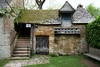 Snowshill Pigeon Coop (Heaven`s Gate (John)) Tags: snowshill england national trust architecture stone pigeon coop slate tiles dove johndalkin heavensgatejohn history heritage steps 10faves 25faves