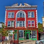 Saranac Lake ~ New York ~ Donaldson Block ~ 56 Main Street  ~ thumbnail