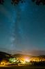 Milky Way at Glyn Ceiriog