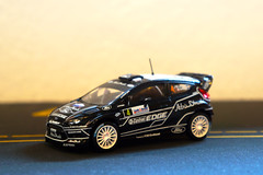 Ford Fiesta RS WRC (Miguel Angel Prieto Ciudad) Tags: miniature diecast car cars coche rally auto motor motorsport collection macro sport sony sonyalpha mirrorless