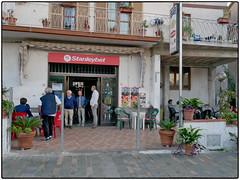 Bar S. Marco (/RealityScanner/) Tags: italien italy cilento santamaria town kleinstadt travel reise autumn herbst mediterranean panasonic lumix gx80