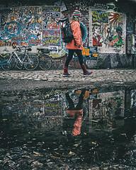 cross culture (berberbeard) Tags: hannover fotografie photography urban berberbeard berberbeardwordpresscom germany ilce7m2 itsnotatrick manuallens linden street spiegelung reflection deutschland minoltamd tokina 24mm f28 wideangle weitwinkel