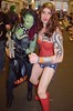 DSC_0989 (Randsom) Tags: newyorkcomiccon 2017 october7 nycc comic convention costume nyc javitscenter dccomics superhero wonderwoman heroine superheroine justiceleague jla gamora couple cosplay tattoo wig guy girl male female man woman crossdress warrior marvel