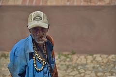 Portrait in Trinidad (Cuba). (Carlos Arriero) Tags: trinidad cuba retrato portrait people personas gente urban urbana street calle carlosarriero dof bokeh color colour colors nikon d800e tamron 2470f28 f28 rostro face cara