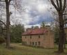 Eager Inn (glenda.suebee) Tags: eagerinn historic 1797 bainbridge ohio autumn 2017 glendaborchelt walnuts tinroof redroof stone landscape