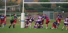 CJF rugby StMalo (XV Malouin) / BREST Université Club (saintmalojmgsports) Tags: cerclejulesferry cjf cjfrugby rugby rougeetbleu rugbyà15 brest brestuniversitéclub brestuc 29 hippodromedesaintmalo hippodrome