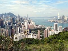 Hong Kong View (huiaaron) Tags: lg v10 mobilephonephotography landscape hongkong scenery