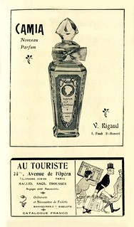 French advertisements: