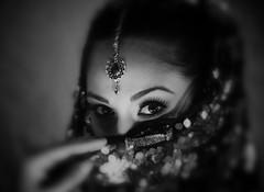 Persian eyes (Neal J.Wilson) Tags: persia persian middleeast islamistwomen muslimwomen women girl jewellery eyes travel people model modelling bnw blackandwhite portraits portrait nikon