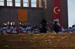 DSC_0287 (xavo_rob) Tags: xavorob morisma morismadebracho bracho zacatecas zuavos cristianos castillo caballo cielo gente airelibre medialuna