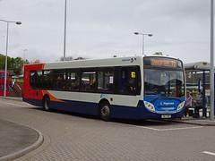 Stagecoach Yorkshire 22548 Crystal Peaks (Guy Arab UF) Tags: stagecoach yorkshire 22548 yn57mxr man18240 alexander dennis enviro 300 crystal peaks bus station sheffield buses