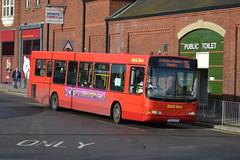 D&G Bus VDL SB200 147 YG52EVY - Newcaslte-under-Lyme (dwb transport photos) Tags: dgbus vdl wright commander bus 147 yg52evy newcastleunderlyme