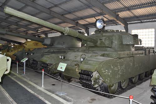 Israeli 'Sho't Kal' Main Battle Tank – Kubinka Tank Museum