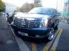 Cadillac Escalade - Qatar (Helvetics_VS) Tags: licenseplate qatar