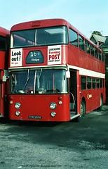Ribble 1959 800727 Morecambe [jg] (maljoe) Tags: ribble rms ribblemotorservices nationalbuscompany nbc leyland leylandatlantean