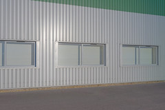 The warehouse by Richard:Fraser - Shiny and new.