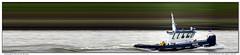 M en M (Morthole) Tags: slitscan ship boat schip boot barge binnenvaart schiff rheinschiff menm towboat duwboot schubboot poussage