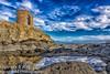 Lady's Tower, Elie, Fife (Rumbalow) Tags: daylight landscape rubybay water clouds ladystower unitedkingdom blue fife scotland haughfieldphotography elie ruins sonya7r outdoors rocks ruin outside uk sky