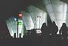 Arpégiateur (No_Mosquito) Tags: city night lights people vienna landstrase street wien mitte canon powershot g7xmarkii urban life revellers architecture modern silhouettes dark