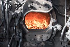 Jaws (std70040) Tags: denverriogrande denverandriogrande cumbresandtoltec cumbrestoltec k27 steamlocomotive steamengine steam firehole firebox steamboiler
